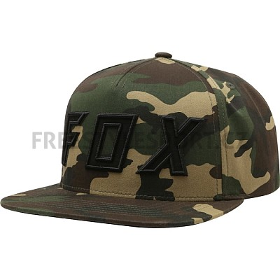 Kšiltovka FOX POSESSED SNAPBACK HAT