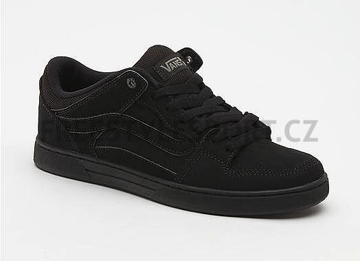 Boty pánské Vans Baxter Black Black Black Black  62e146b1a1