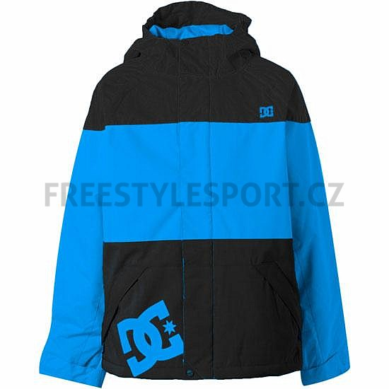 8e9672201 Bunda na snowboard DC Amo Black Blue Jewel | Snowboard, skate a in-line  shop - Freestylesport