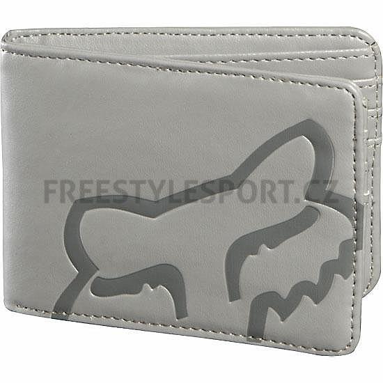 28a8c689371 Peněženka Fox Core Wallet Grey