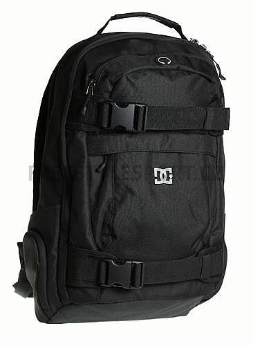 Batoh DC Standard Black Black  1658169272