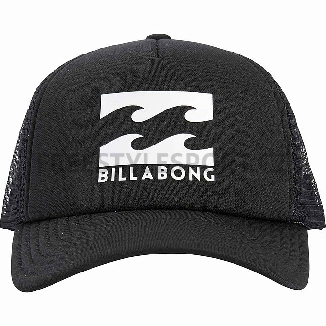 Kšiltovka BILLABONG PODIUM TRUCKER BLACK WHITE  f81912feb2