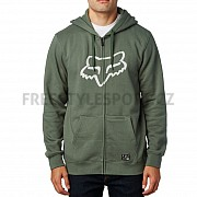 Mikina pánská FOX District 3 Zip Fleece