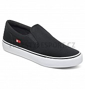 Boty DC TRASE SLIP-ON T M SHOE BKW