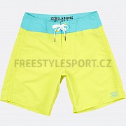 Plavky dětské BILLABONG ALL DAY CUT ORIGINAL BOYS
