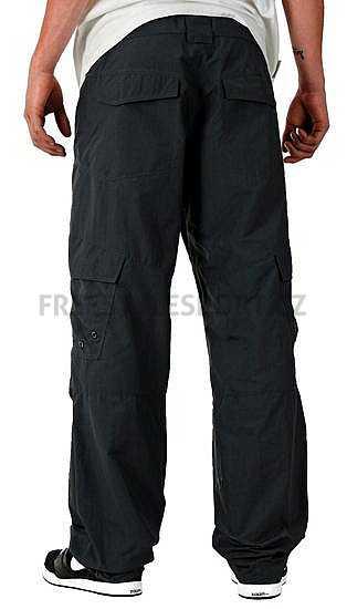 Skate kalhoty Funstorm PM-01111 Bardo Black  01bd3aec22