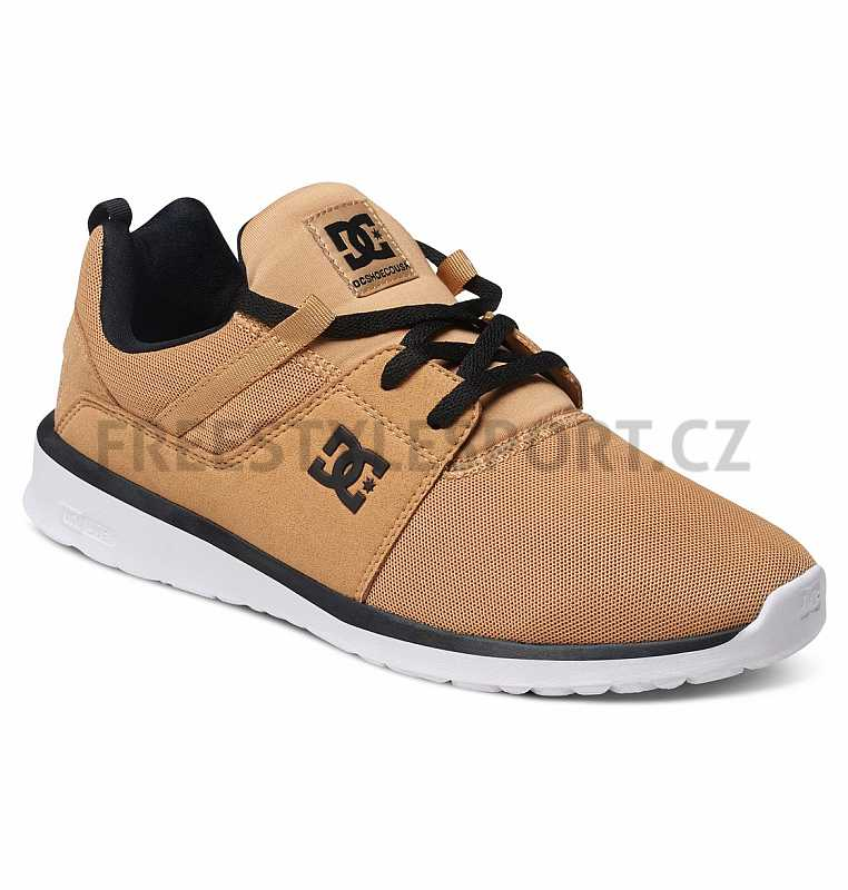 Boty DC HEATHROW M SHOE CAM CAMEL  f8e98d779e
