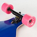 "Longboard Madrid TRANCE 39"" DROP-THRU LEOPBOARD"