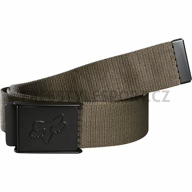 Pásek FOX Mr. Clean Web Belt MILITARY  92620782d5