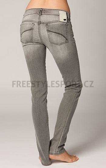 Kalhoty dámské Fox Specialist Skinny Jean Light Grey Light Grey ... b6a1e655b9