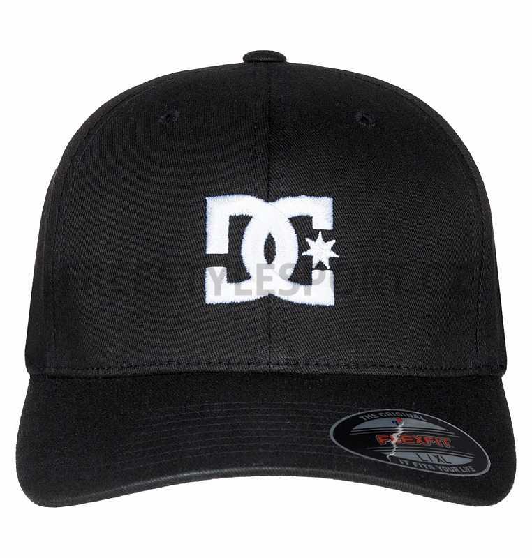 60f826a9e1f Kšiltovka DC Cap Star 2 M HATS BLACK