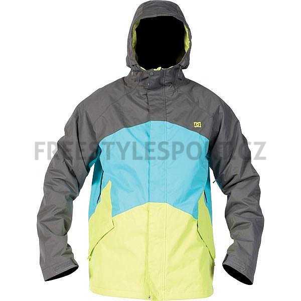 306fa63385 Bunda na snowboard DC Amo Aegean Lichen Shadow
