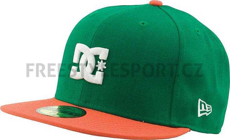 Kšiltovka DC Empire New Era Verde Green  10ffefe72632