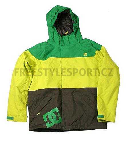 e9e268faa9 Bunda na snowboard DC Amo Emerald Tennis Oak