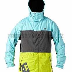 8dc9860956 Bunda na snowboard DC Amo 12 Mens Jacket Blue Radiance Shadow ...